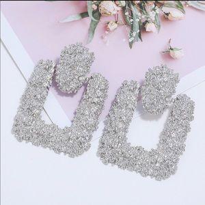 2 X $25 Silver Earrings